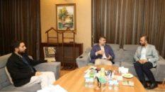 Sultanbeyli Belediye Başkanı Hüseyin Keskin'in Konuğuyduk