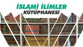 İslami İlimler Kütüphanesi