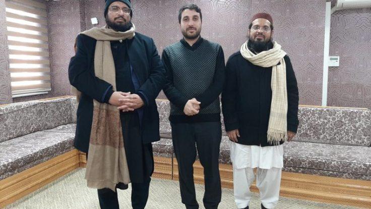 Pakistanlı Alimlerden Darulilim Ziyareti!