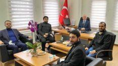 Prof. Dr. Mustafa Altındağ'a Hayırlı Olsun Ziyareti
